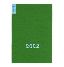 Hobonichi Hobonichi Weekly Calendar 2022