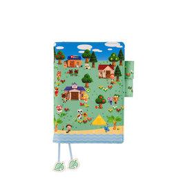 Hobonichi [sold out] Hobonichi Techo 2022 A6 Animal Crossing: New Horizons