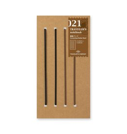 Traveler's Company Refill Connecting Rubber Bands 021