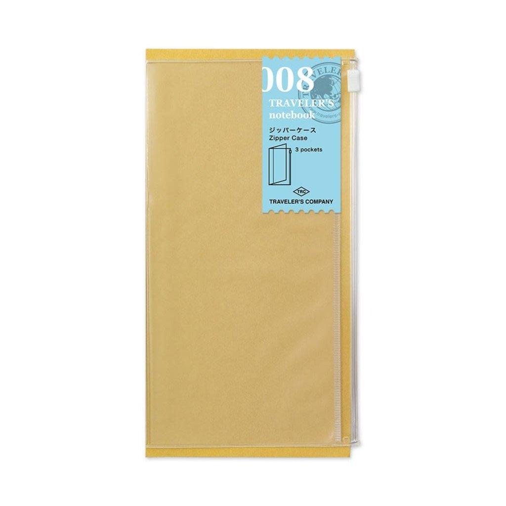 Traveler's Company traveler's company - zipper pocket refill - 008