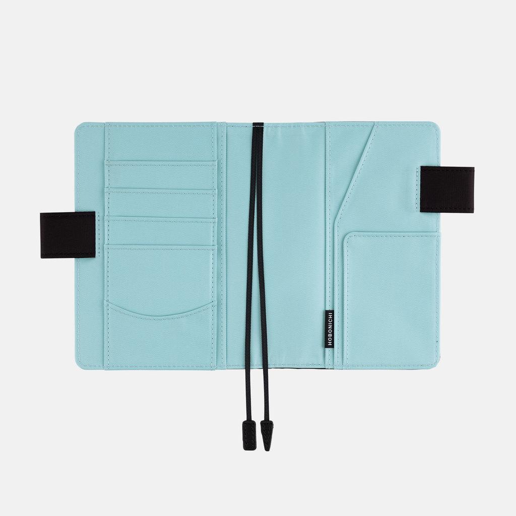 Hobonichi Hobonichi Techo 2022 A6 Colors: Black x Clear Blue