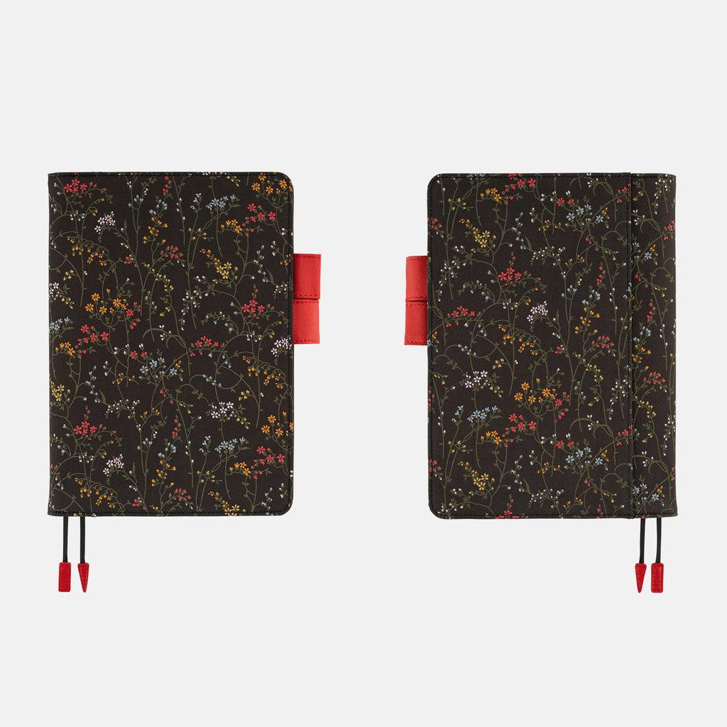 Hobonichi Hobonichi Techo 2022 A5 Liberty Fabrics: Erica