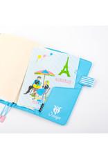 Hobonichi Hobonichi A5 Omiya Yogashiten Folder Set