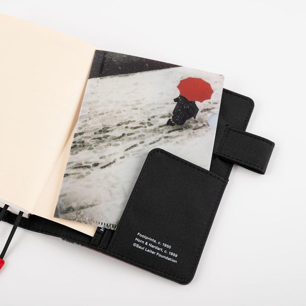 Hobonichi Hobonichi A6 Saul Leiter Folder Set
