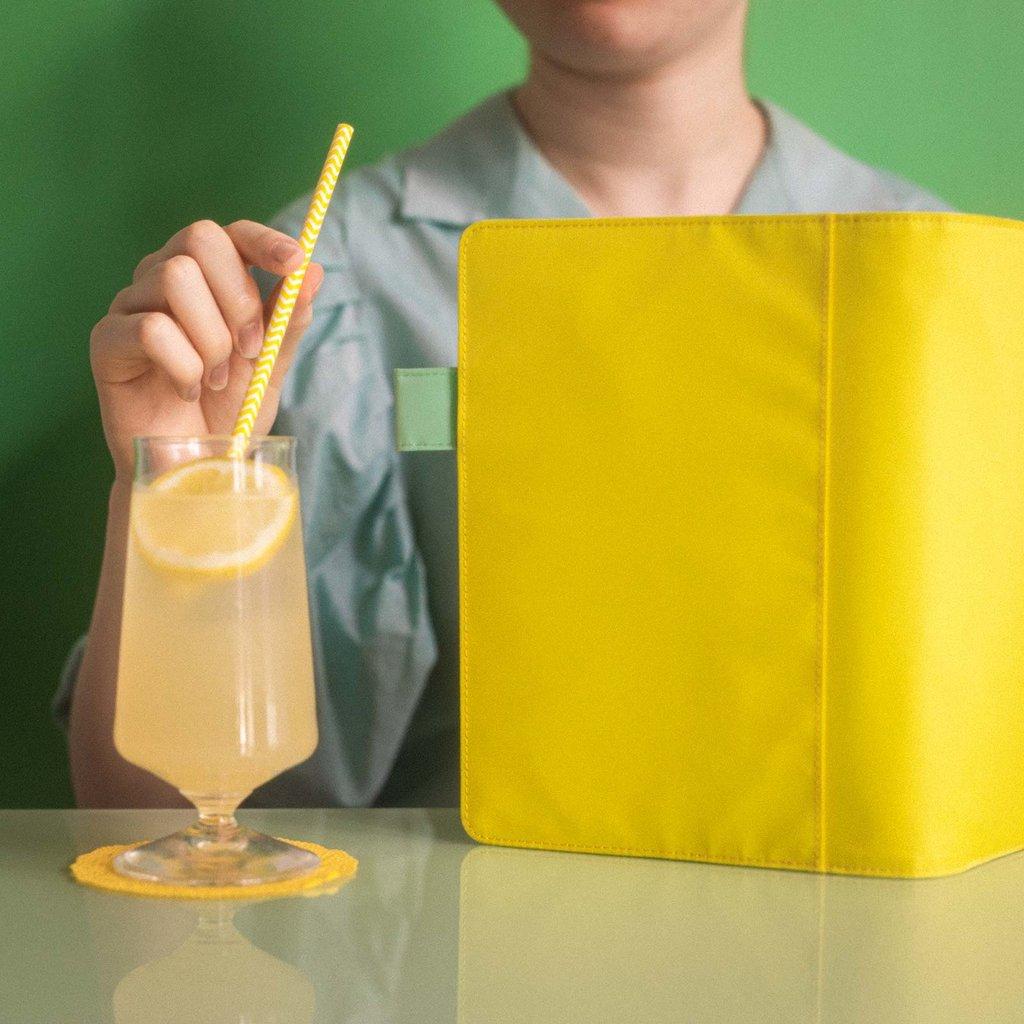 Hobonichi Hobonichi Techo 2022 A5 Colors: Lemon Squash