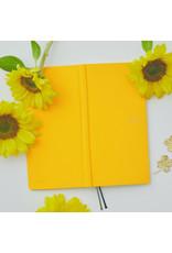 Hobonichi Hobonichi Techo 2022 Weeks Colors: Sunshine