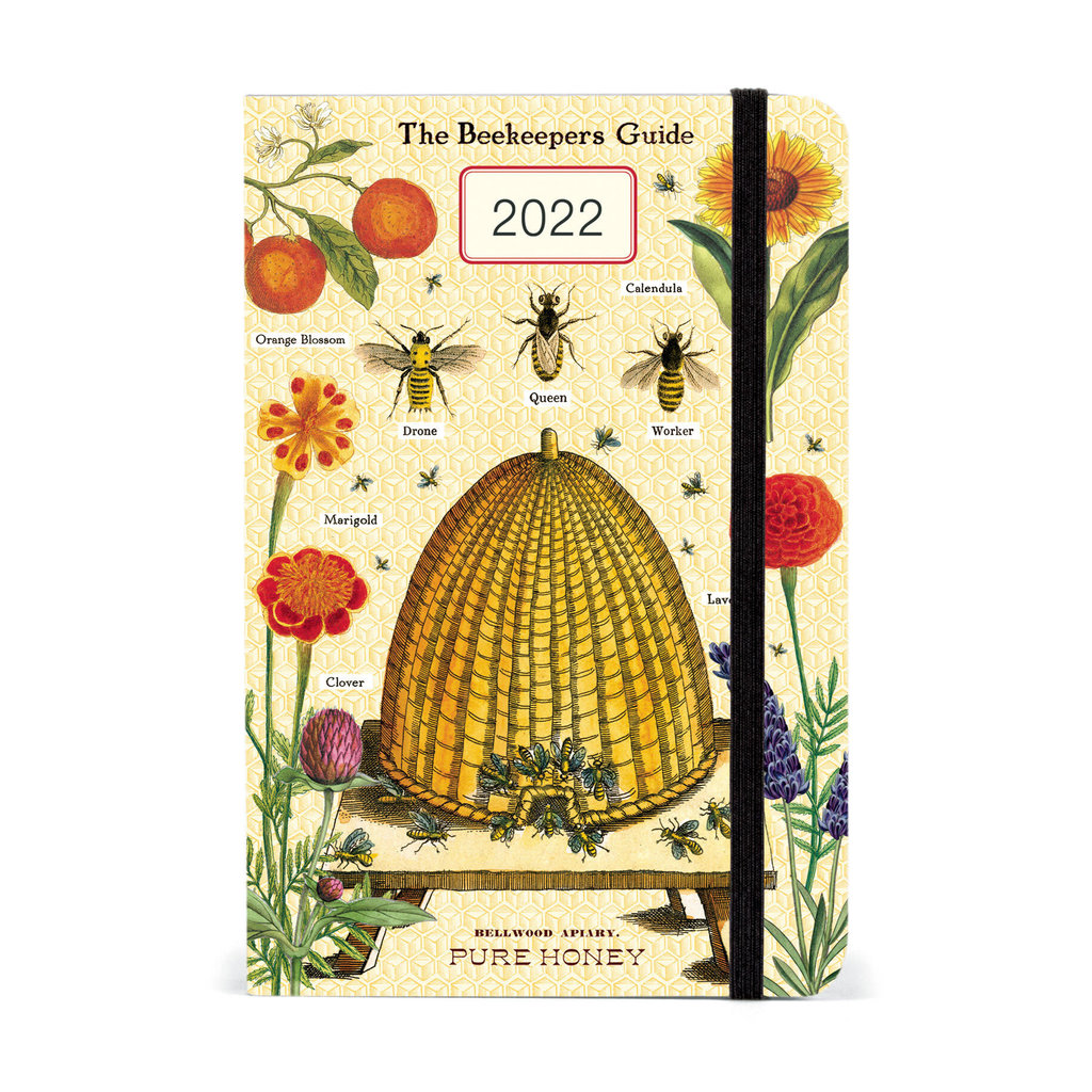 cavallini 2022 Bees and Honey Weekly Planner