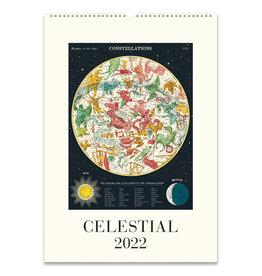 cavallini 2022 Celestial Wall Calendar