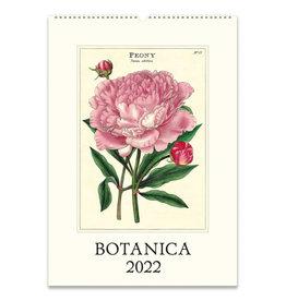 cavallini 2022 Botanica Wall Calendar