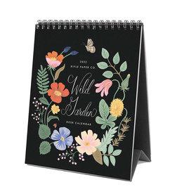 Rifle Paper 2022 Wild Garden Desk Calendar