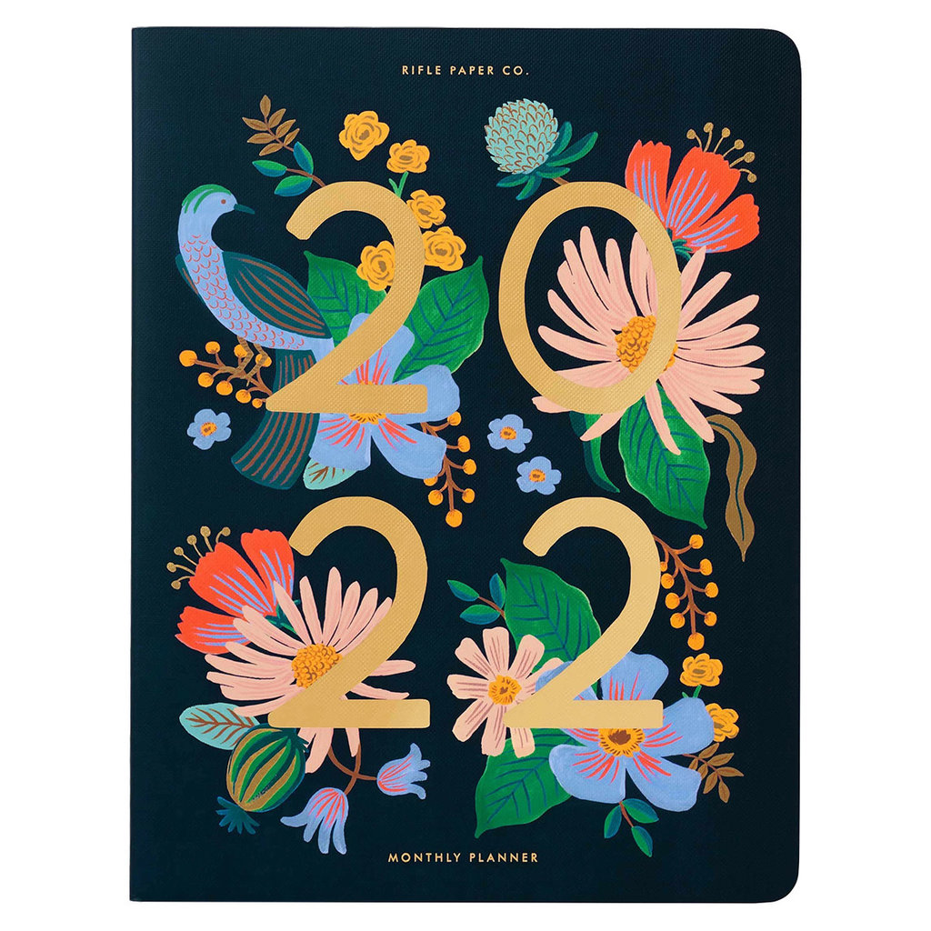 Rifle Paper 2022 Dovecote Monthly Planner