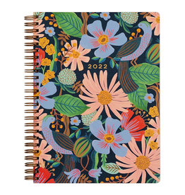 Rifle Paper 2022 Dovecote Softcover Spiral  Planner