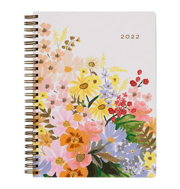 Rifle Paper 2022 Marguerite Softcover Spiral  Planner