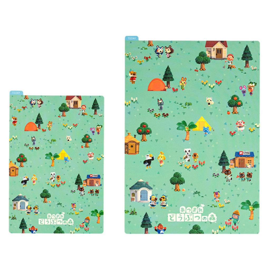 Hobonichi Hobonichi Pencil Board Planner A5 Animal Crossing
