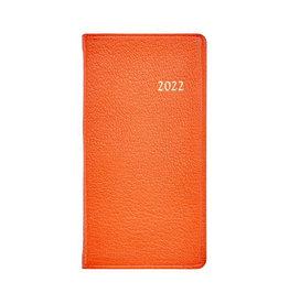 "Graphic Image 2022 6"" Pocket Datebook Orange"
