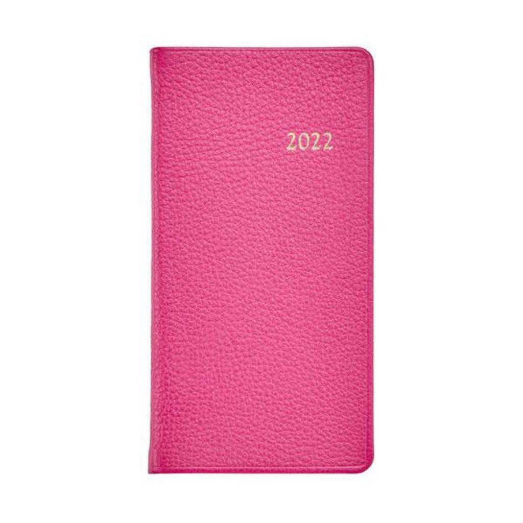 "Graphic Image 2022 6"" Pocket Datebook Pink"