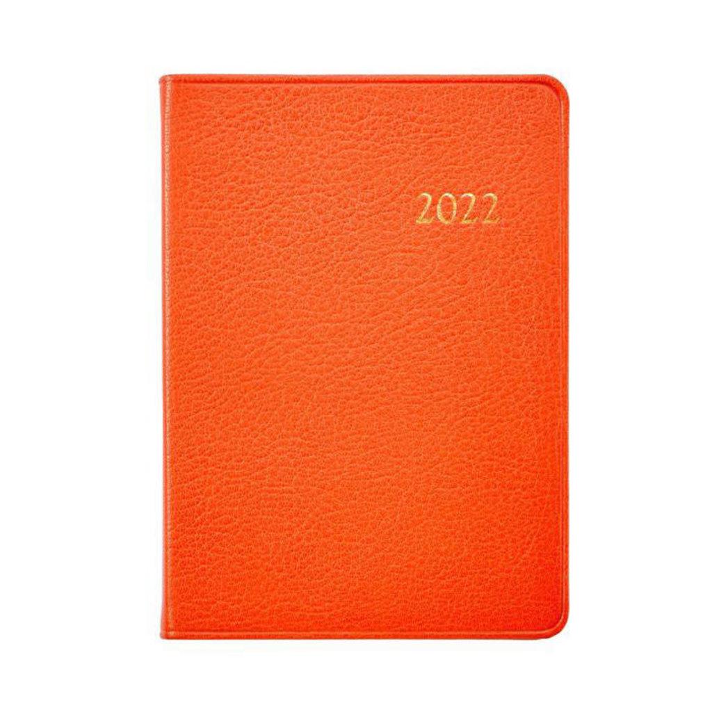 Graphic Image 2022 Notebook Orange