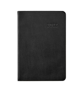 Graphic Image 2022 Daily Journal Traditional Black