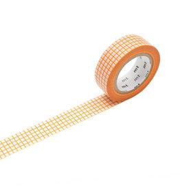 mt Graph Hougan Mandarin Washi Tape