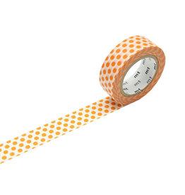 mt Dot Mandarin Washi Tape