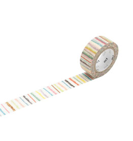 mt Shima Shima Stripes Kids Washi Tape