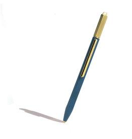Ferris Wheel Press The Scribe Ballpoint Pen Tattler's Teal