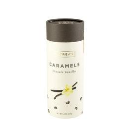 McCrea's Candies Classic Vanilla Caramels Sleeve