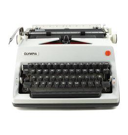 Olympia Olympia SM-9 Light Grey Typewriter