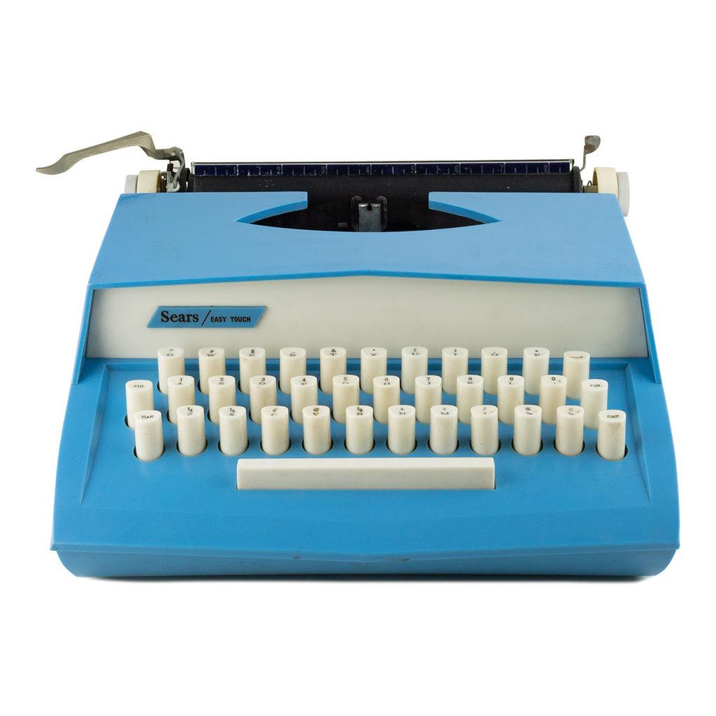 Sears Toy Typewriter