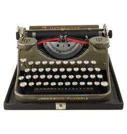 Underwood Underwood Portable Olive