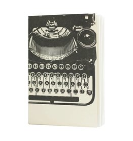 Oblation Papers & Press Typewriter Journal