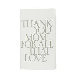 Oblation Papers & Press Thank You Mom Stonecarved Greeting