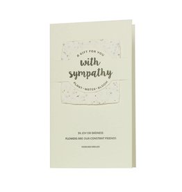 Oblation Papers & Press Wildflower Mix - Sympathy