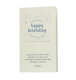 Oblation Papers & Press Happy Birthday Wildflower Mix