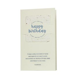 Oblation Papers & Press Wildflower Mix - Happy Birthday