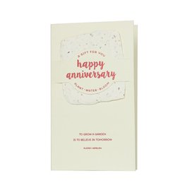 Oblation Papers & Press Wildflower Mix - Happy Anniversary