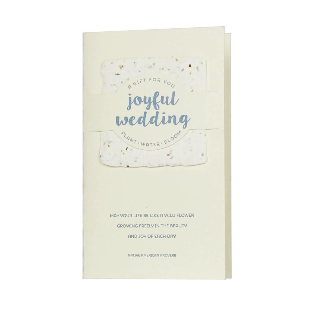 Oblation Papers & Press Joyful Wedding Wildflower Mix