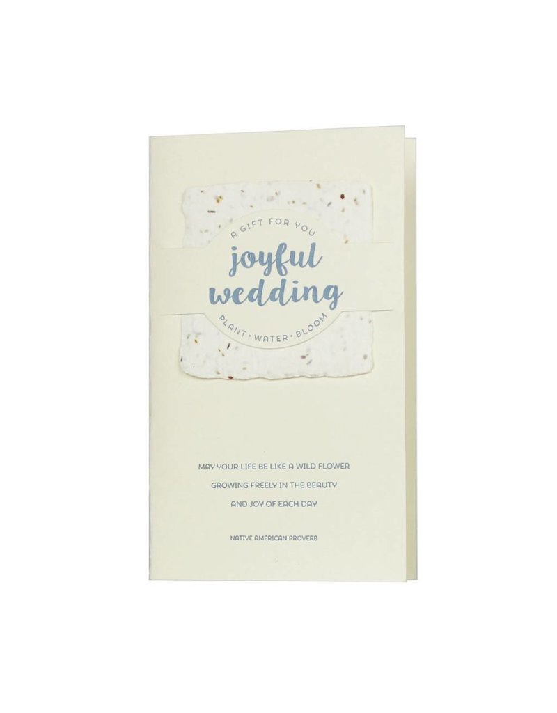 Oblation Papers & Press Wildflower Mix - Joyful Wedding