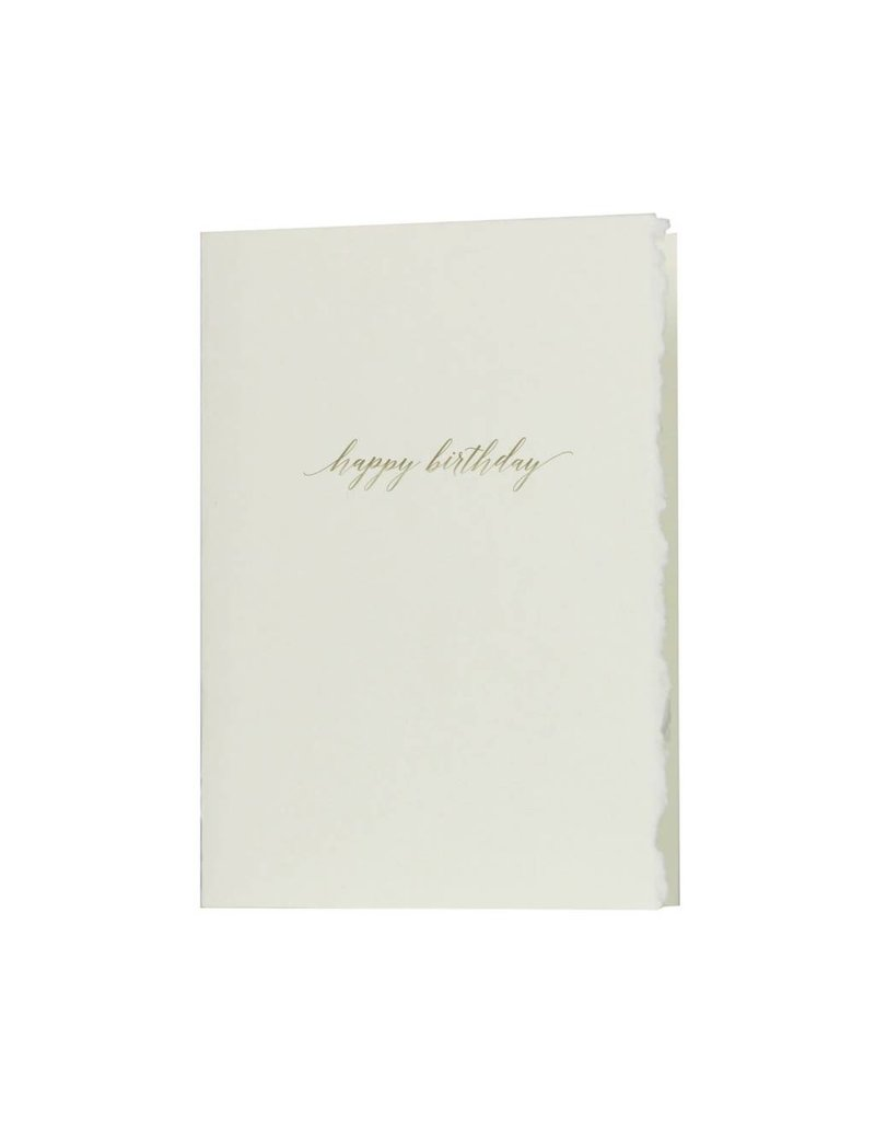 Oblation Papers & Press glimmer notes - birthday