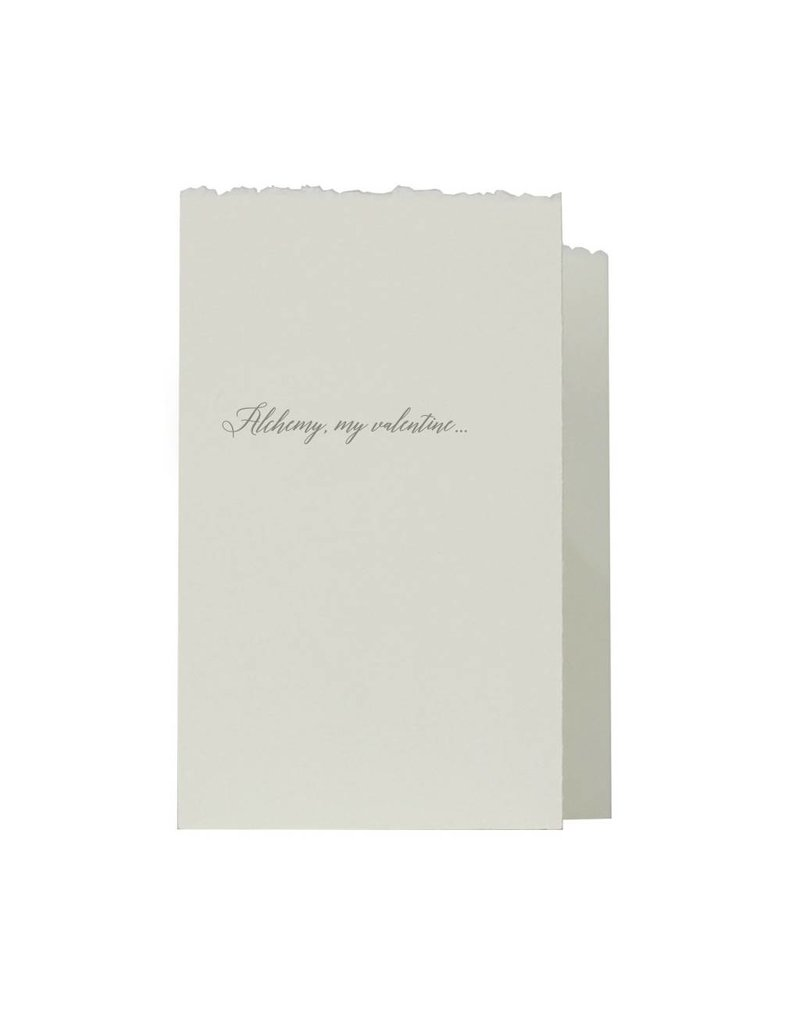 Oblation Papers & Press Alchemy, My Valentine