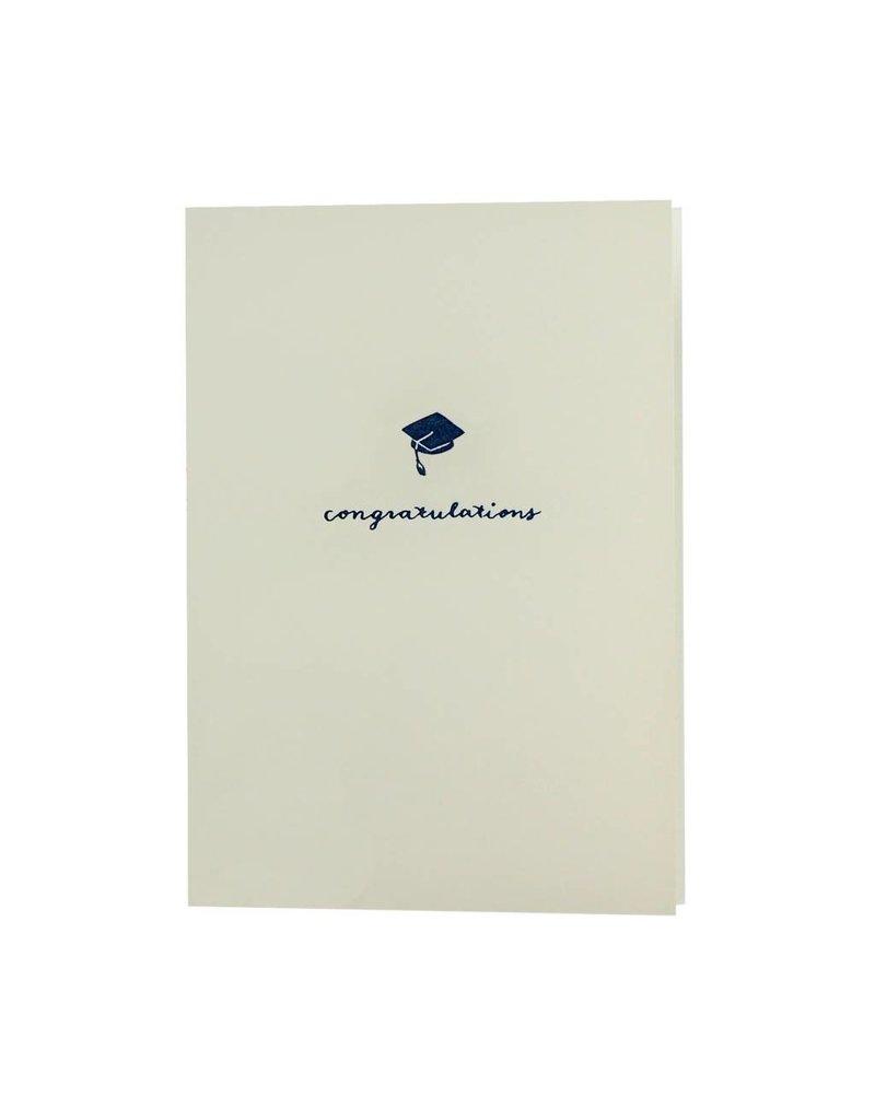 Oblation Papers & Press Congratulations Grad Cap Motif