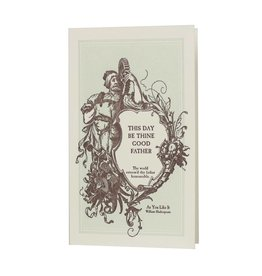 Oblation Papers & Press William Shakespeare Good Father
