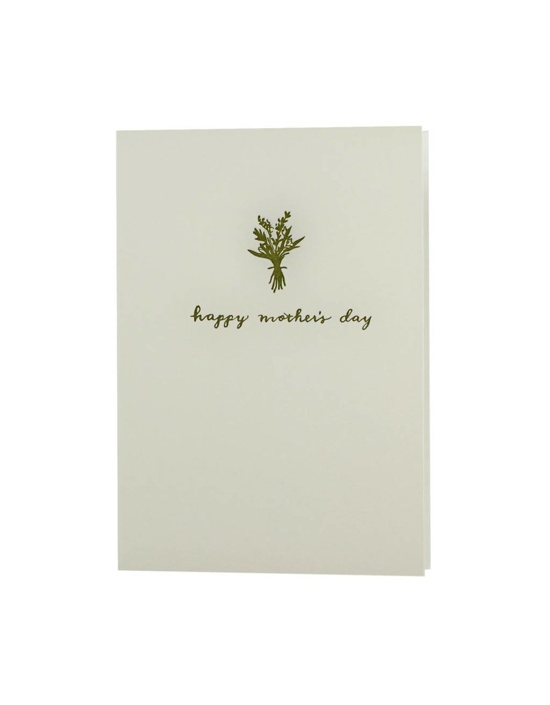 Oblation Papers & Press Happy Mother's Day Flowers Motif