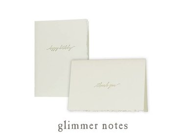 glimmer notes