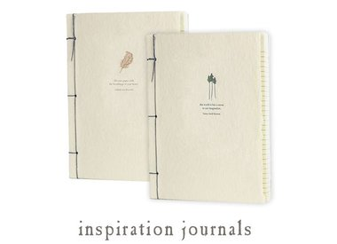 inspiration journals