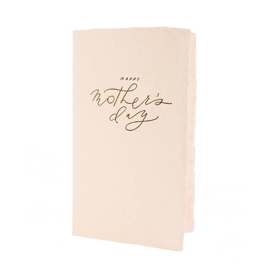 Oblation Papers & Press Happy Mother's Day Calligraphy Note