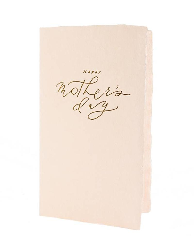 Oblation Papers & Press calligraphy notes - mother