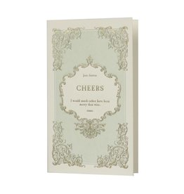 Oblation Papers & Press Jane Austen Cheers