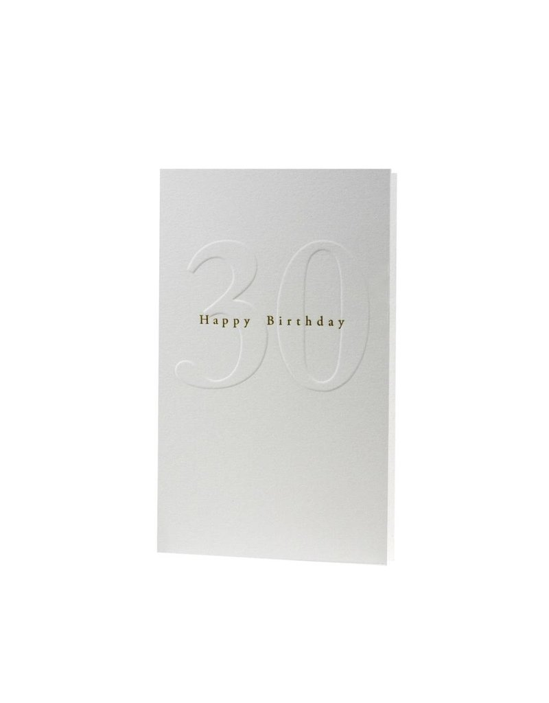 Oblation Papers & Press gilded age notes - 30th birthday