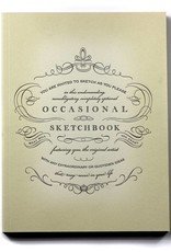 Oblation Papers & Press Occasional Sketchbook